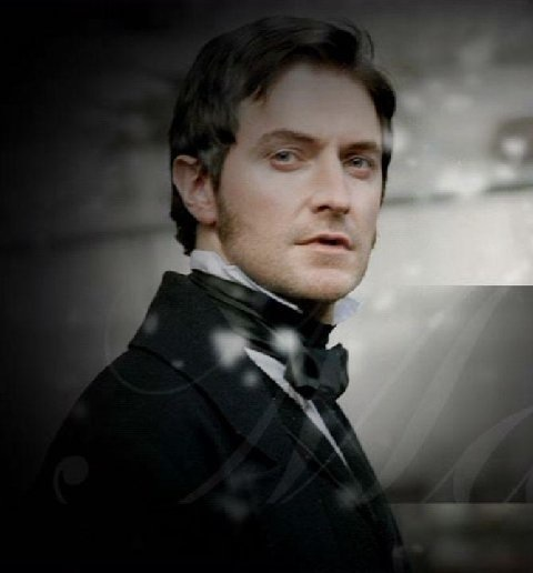 """Richard Armitage, smouldering dangerously in the lead role of John Thornton"""